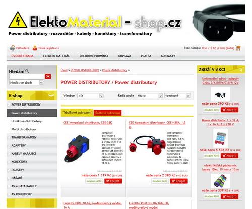 ElektroMaterial-shop.cz