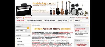 hudebniny-shop.cz