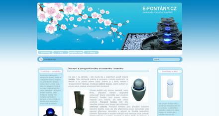 e-fontany.cz
